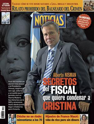 NISMAN MURIÓ POR NARCISISTA?