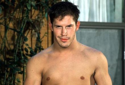 Brad Pitt porno gay