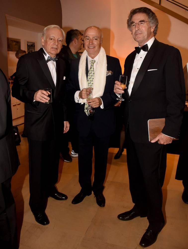 93bc54110 Estos son los tres peloteros cocoliches que hablan de la vez que fueron al  Gentlemen s Club de Londres. El moño de Gruneisen es inenarrable.