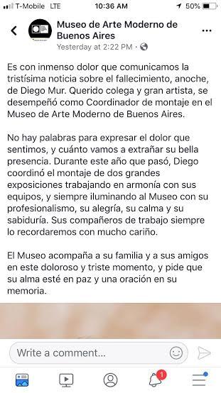 UNA HIPÓCRITA VICTORIA NOORTHOORN LLORA LÁGRIMAS DE COCODRILO POR LA MUERTE DE UN EMPLEADO DEL MAMBA MIENTRAS AL MOMENTO DE ECHAR A OTRO, NO DUDÓ EN ARMARLE UNA EMBOSCADA