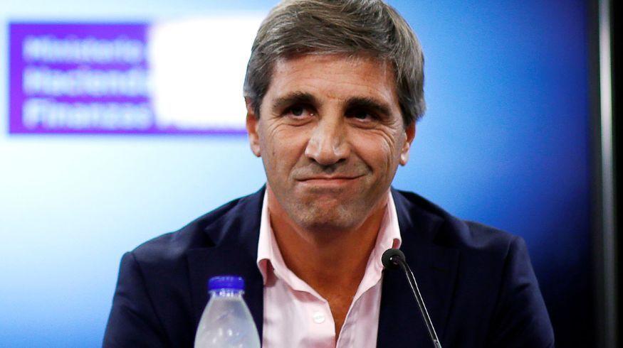 '¿LUIS CAPUTO VA A SER JUZGADO POR MAL DESEMPEÑO?'