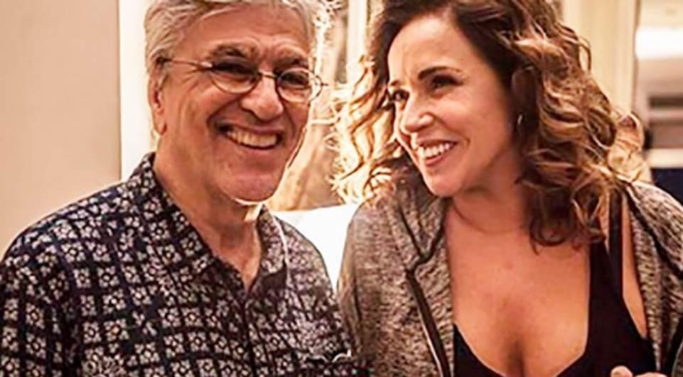 CAETANO Y DANIELA MERCURY, DOS BAHIANOS APROVECHAN EL CARNAVAL PARA MARCAR LA CANCHA GAY EN TIEMPOS DE BOLSONARO