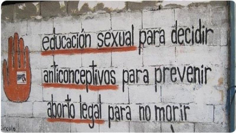 'EL ABORTO EN SÍ ES ALGO QUE SERÍA MEJOR QUE NO EXISTIERA'