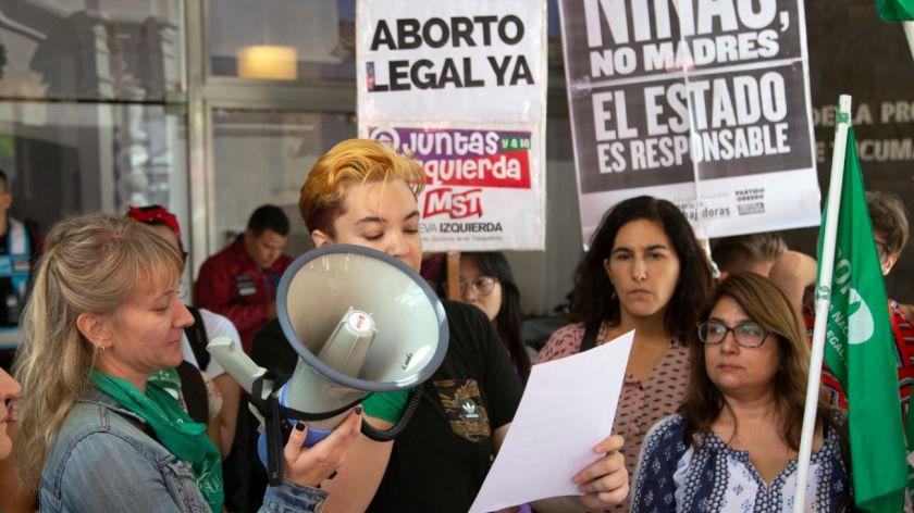 MURIÓ LA BEBA DEL 'ABORTO' POR CESAREA PRACTICADO EN TUCUMÁN A LA NENA QUE HABÍA SIDO VIOLADA POR LA PAREJA DE SU ABUELA