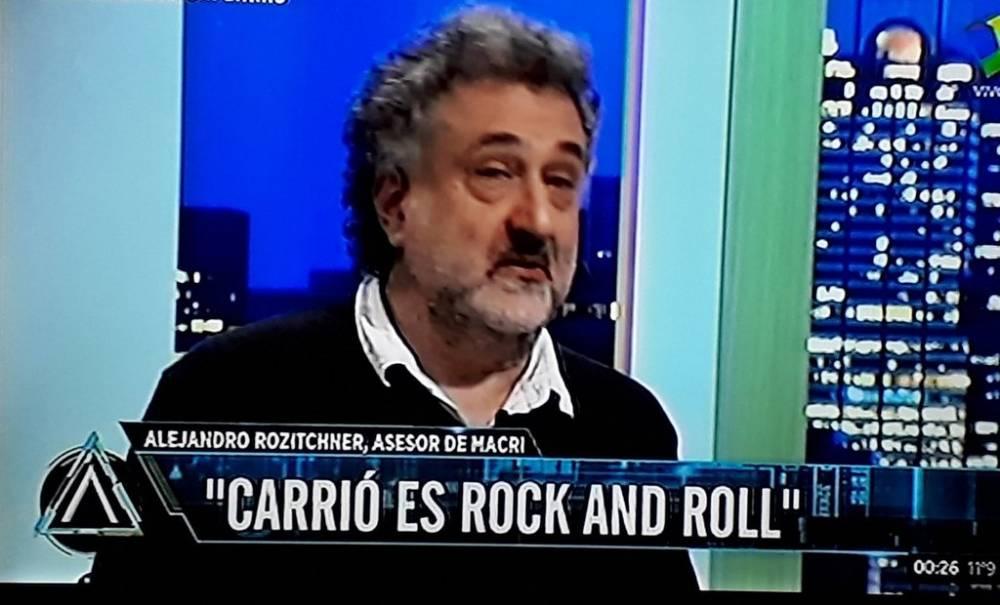 PARA LOS QUE DICEN QUE EL ROCK NO MURIÓ