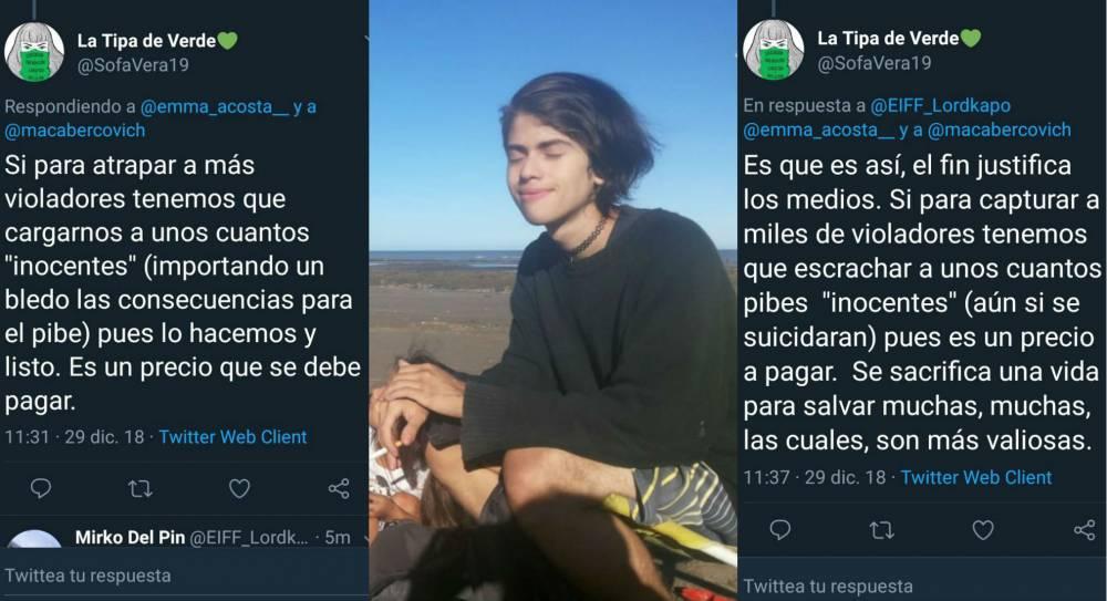 EN LOS ÚLTIMOS MESES HUBIERON DOS SUICIDIOS DE HOMBRES ACOSADOS POR MUJERES 'EMPODERADAS'