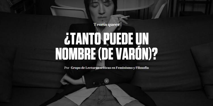 BRAD PITTBULL: 'EN ESPAÑA, EL FEMINISMO ES FUNCIONAL AL DESGOBIERNO MAS CARO DE LA HISTORIA'