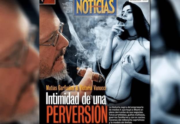 VANUCCI Y GARFUNKEL: LAS INTIMIDADES DE UNA RELACIÓN PERVERSA