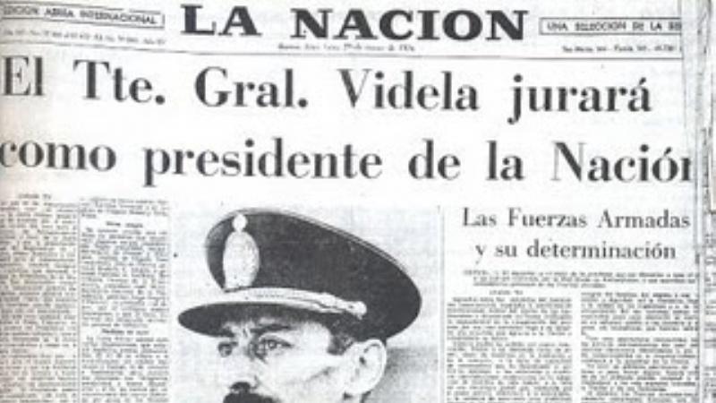LA NAZION ELIMINÓ DE SU WEB EL REPORTAJE A UNA HISTORIADORA