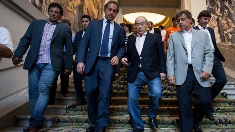 'EN MAR DEL PLATA, UNO DE LOS PADRINOS POLÍTICOS DE SCIOLI SAQUEÓ EL HOTEL PROVINCIAL PARA REVESTIR EL HERMITAGE, DE SU PROPIEDAD'