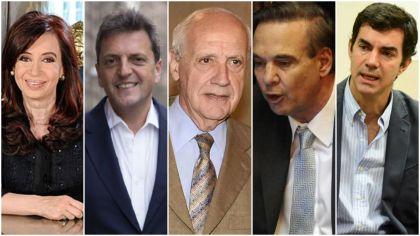 CON MASSA, CFK Y LAVAGNA SEPARADOS, ESTÁ TODO LISTO PARA OTRO GOBIERNO CATÁSTROFE