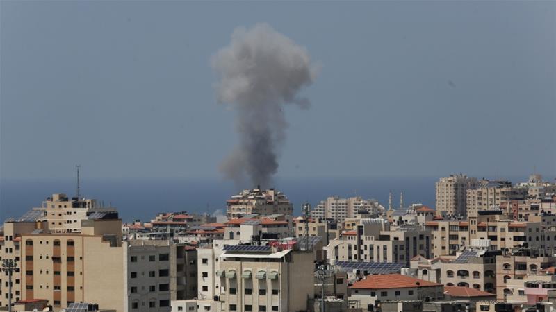 ISRAEL BOMBARDEA GAZA ANTE EL SILENCIO APROBATORIO DE LA 'COMUNIDAD INTERNACIONAL'