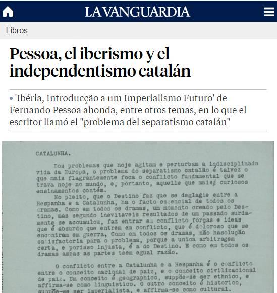 PEDRO HERNANDEZ: 'TODO EMPIEZA CON LOS TRAIDORES A LA REPÚBLICA ESPAÑOLA EN CATALUÑA'