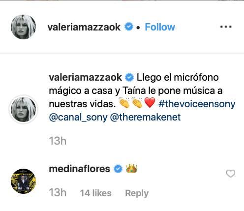 VALERIA MAZZA SIGUE PONIENDO PRESIÓN EN LOS HIJOS Y EL RESULTADO ES SHIRLEY TEMPLESCO