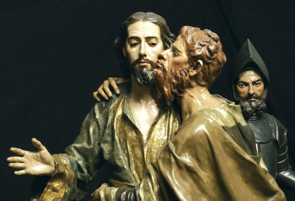 'PENSAR LA MASCULINIDAD A PARTIR DE JESÚS, PUEDE SER COMO TOMARSE UN ÁCIDO LISÉRGICO, ALTAMENTE DECONSTRUCTIVO'