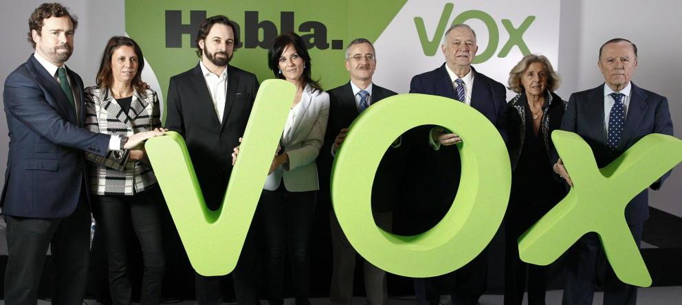 ¿SE VIENE VOX EN ARGENTINA?