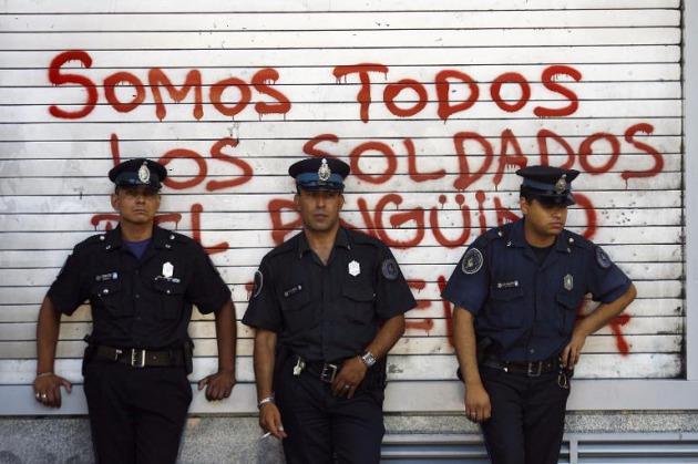 '¿POR QUÉ NADIE HABLA DEL HACKEO A LA POLICÍA FEDERAL EL DOMINGO PASADO?'