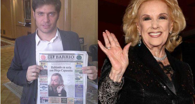 'LA VIEJA DE MIERDA GESTANDO EL ESTRIERCOL QUE CASI LA MATA'