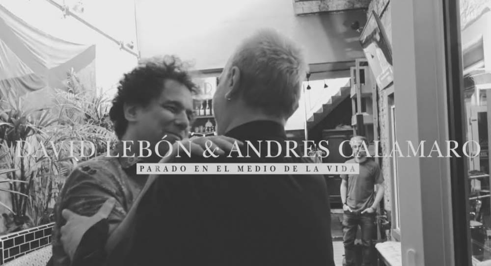 BRAD PITTBULL: 'DAVID LEBON ES UNO DE MIS HÉROES DEL ROCK'