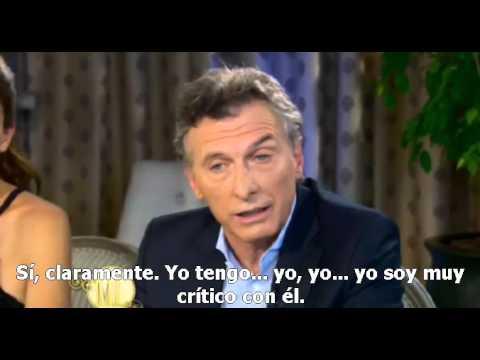 '¿ES MACRI CONSCIENTE DE SU DETERIORO INTELECTUAL?'