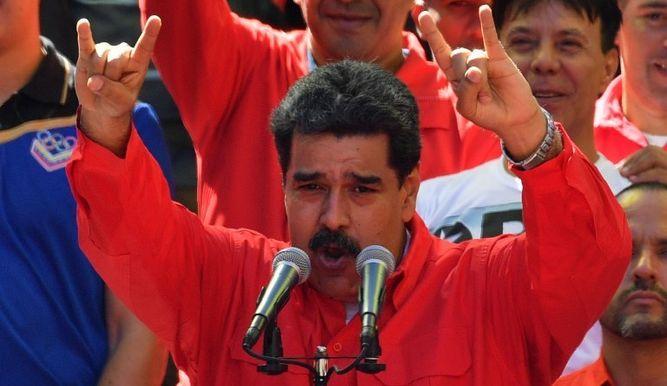 """""""MADURO ROMPE RELACIONES CON COLOMBIA: 'ESTOY MÁS DURO QUE NUNCA'"""""""