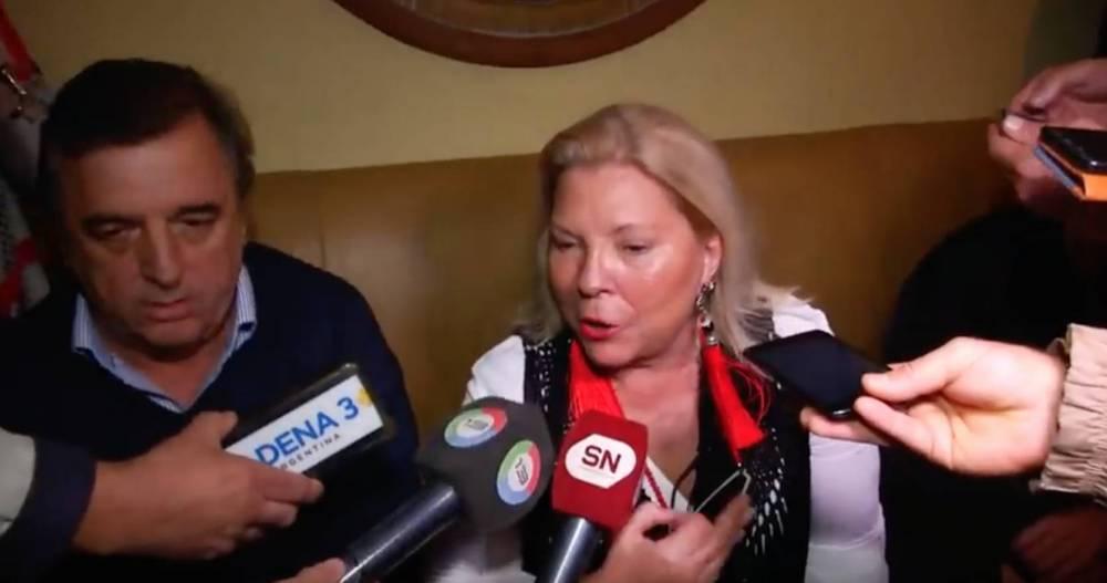 EL BROTE PSICÓTICO DE LILITA CARRIÓ AYER EN RÍO CUARTO ES MUY REMINISCENTE DE NATACHA JAITT