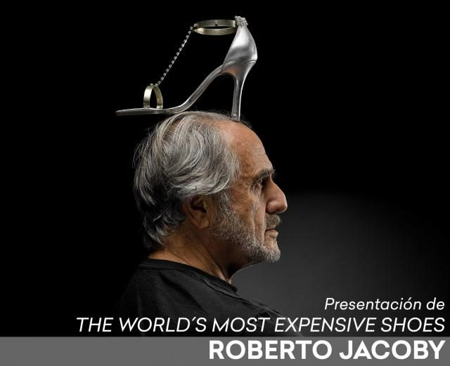 PRESENTACIÓN DE 'THE WORLD´S MOST EXPENSIVE SHOES' DE ROBERTO JACOBY