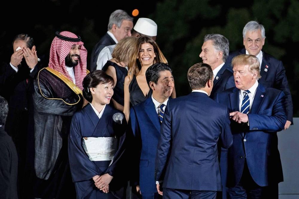 'SIN CAPACIDAD DE DIALOGO, AWADA APARECE DESCOLOCADA ENTRE LOS G20'