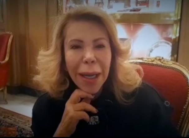 AILEEN: 'QUÉ FELICIDAD ME DA ESE PRIMER HOLA CAÑETE CON MARINA DODERO'