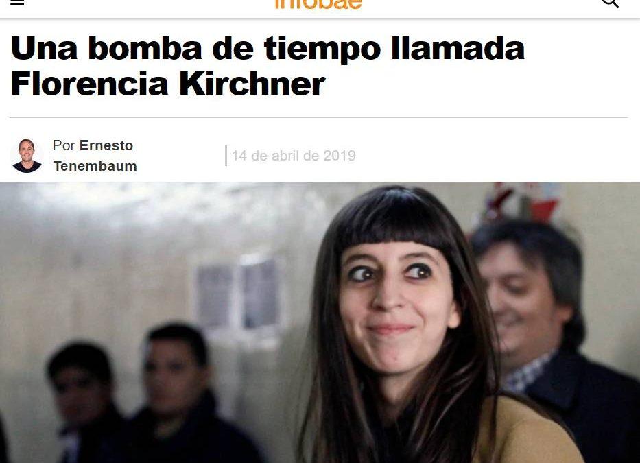 BUGS BUNNY: 'LA HIJA DE CRISTINA TUVO DOS INTENTOS DE SUICIDIO'