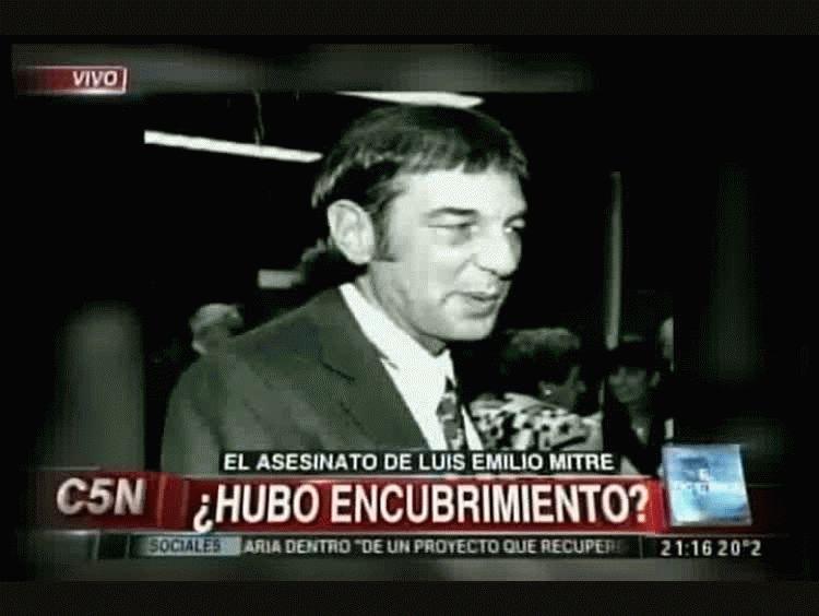 'DESDE QUE LUIS EMILIO MITRE VENDIÓ SUS ACCIONES EN LA NAZION, BARTOLOMÉ MITRE QUEDÓ FUERA DE TODO'