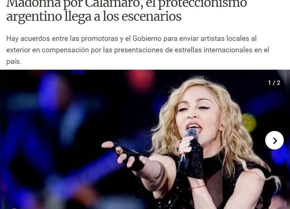 BRAD PITTBULL: 'EL NUEVO DISCO DE MADONNA ES MUY BUENO'