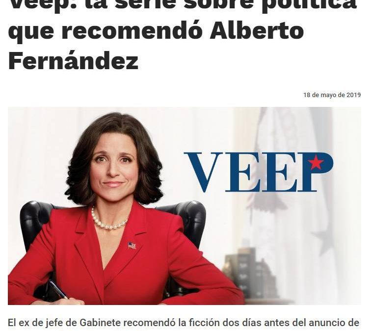 ¿VEEP = CFK?