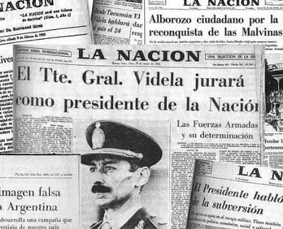 'LA LÍNEA EDITORIAL DE LA NAZION ES NEGAR CUALQUIER EVOLUCIÓN SOCIAL DEL 82´ A LA FECHA'