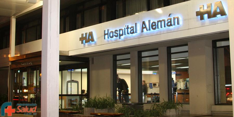 LA DECADENCIA TOTAL DEL HOSPITAL ALEMÁN