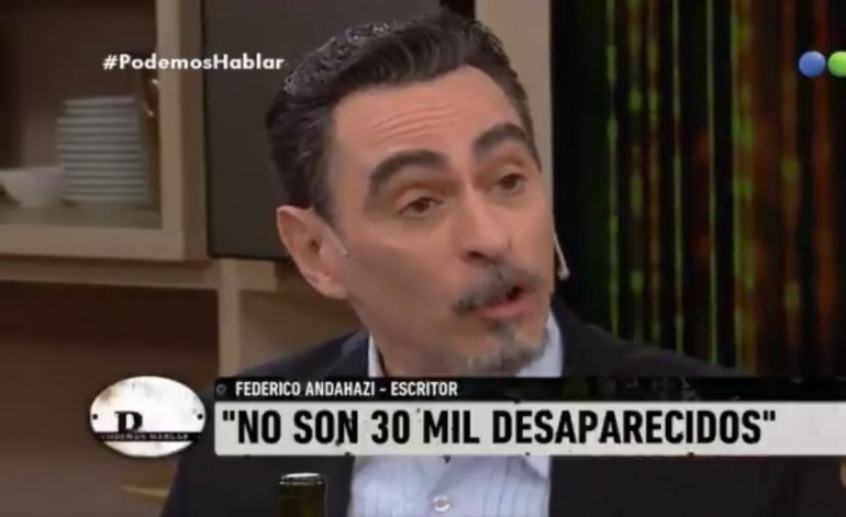 'LA FISONOMÍA DE ANDAHAZI YA SUGIERE ALTOS NIVELES DE GARCA'