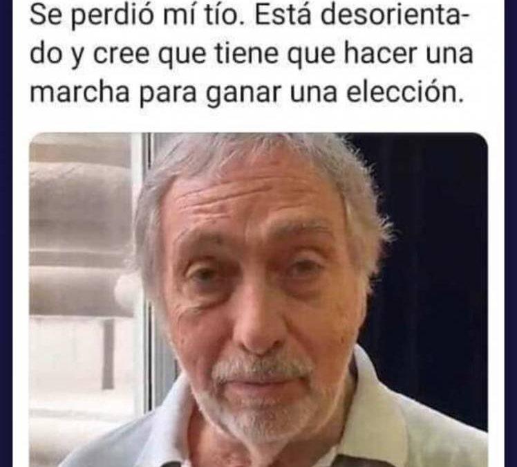 'BRANDONI ESTÁ TOTALMENTE IDO'