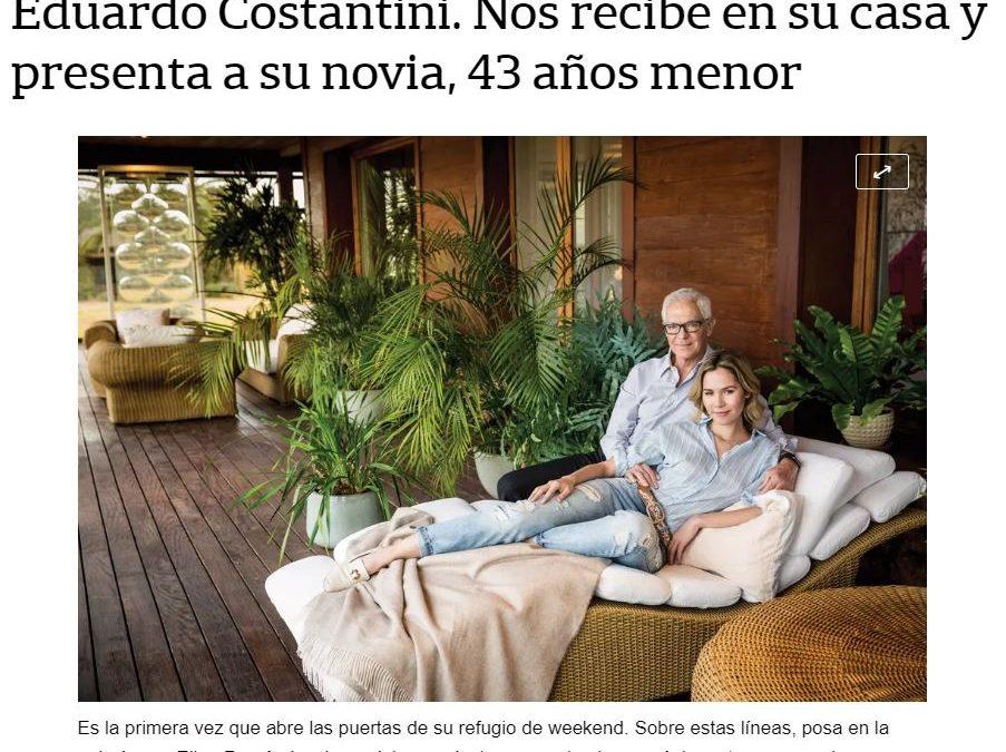 'COSTANTINI PARECE UNA SEÑORA CORRENTINA HACENDADA CULO CON ARANDELA POSANDO CON SU HIJA KETODA'