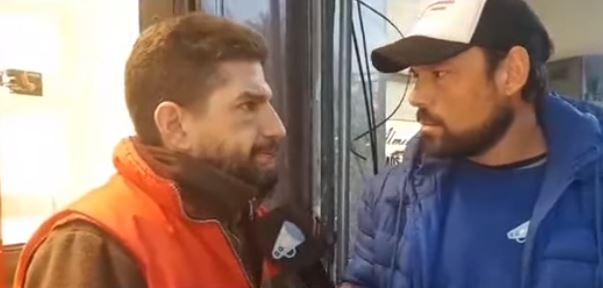 'EL HERMANO DE LOPÉRFIDO ES MACANUDO'