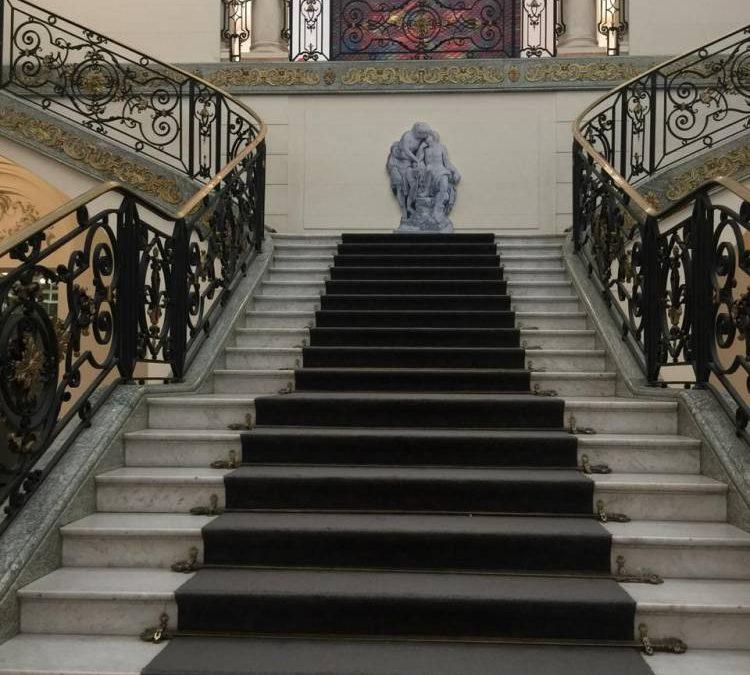 HOY INAUGURÓ COACHEE NUBAR EN EL PALACIO FERREYRA DE CÓRDOBA'