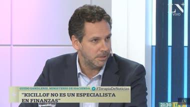 SAMO: 'SANDLERIS VINO A LAVAR LA FUGA DE CAPITALES PARA SALVAR A SUS JEFES DE LA CORPORACIÓN FINANCIERA'