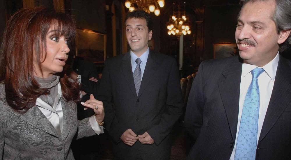 'MASSA QUIERE SUMAR A MASSOT AL FRENTE DE TODOS'