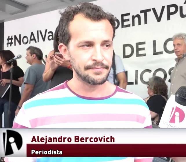 'EL ENCHASTRE ECONÓMICO TIENE QUE SER MUY GRANDE PARA QUE EL PELOTUDO SIDERAL DE BERCOVICH LA VEA BIEN CLARA'