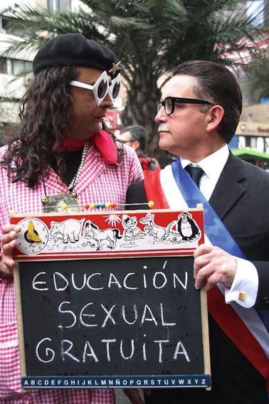 LA CAÑECHAT DEL CHE DE LOS GAYS YA FUE VISTA POR 9000 ESPECTADORES