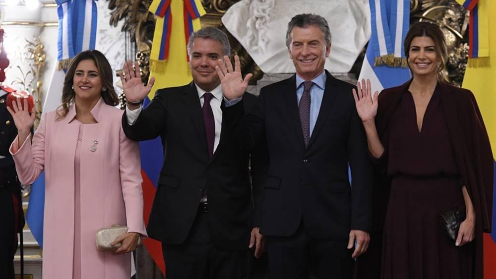 PEDRO HERNANDEZ DESDE COLOMBIA: 'MI COLEGA NAHUEL SE VUELVE A ESPAÑA PORQUE LO DE MACRI LE DEJÓ SIN UN MANGO'