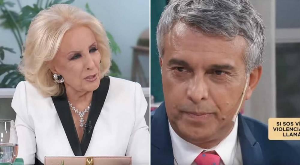 'LO DE LA VIEJA DE MIERDA CON MASSACCESI ASEGURA QUE MUY PRONTO SE VA AL INFIERNO'