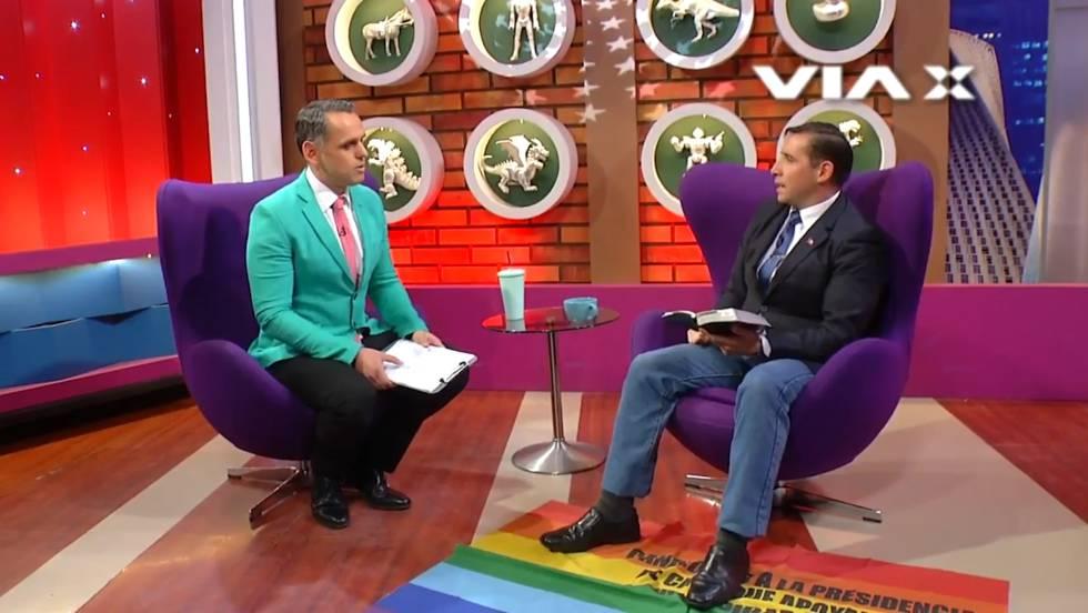 EL SHOW DE TRASNOCHE DE LOS PASTORES 'EVANGELICOS'
