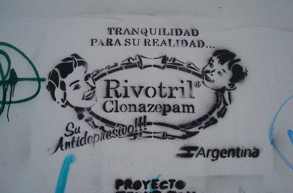 '¿CÓMO ZAFAR DE LA MUY ARGENTINA ADICCIÓN AL RIVOTRIL?'