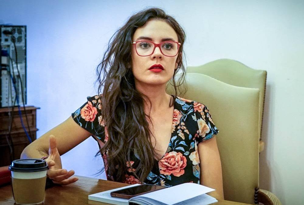 '¿GRETA CHILENA ENFRENTA INDIGNADA A UN CARABINERO ARAUCANO?'