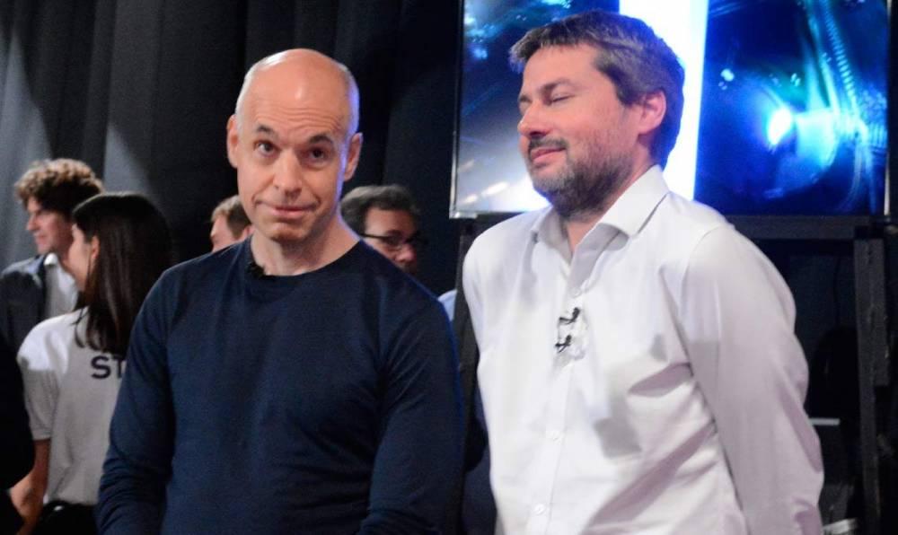 'TOMBOLINI HABLA Y ME PONGO EN BLANCO'
